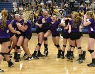 Lexington volleyball unexpectedly statebound