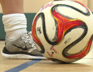 U.S. Soccer bans young athletes from 'heading' ball