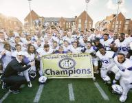 TMC football honors fallen teammate with PAC title