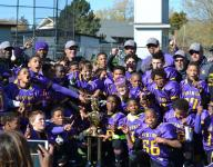 Vikings complete 'unfinished business'