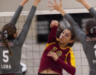 Volleyball: TU edges Mt. Whitney