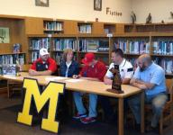 Mitchell signs with Olivet baseball