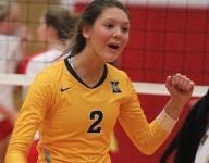 Injury setback won't keep Kickapoo senior from playing volleyball for Arkansas