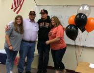 Local high school athletes sign National Letters of Intent
