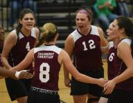 Salisbury Christian volleyball continues dominance