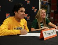 Signing Day: Midd. North Hockey's Acosta signs with Quinnippiac