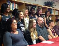 West Carroll's Heckert signs with ASU