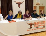 Mauldin sends seven signees off to colleges