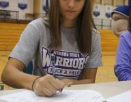 Dons runner Hutchison signs with Winona State