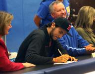 Baseball players highlight GMC on National Letter of Intent Signing Day