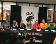 7 SPASH students sign letters of intent