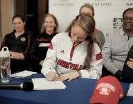 Delaware athletes sign to play college sports