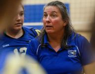 Area volleyball, girls tennis teams battle for titles