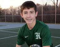 Wenzel is Livingston Daily's Tennis Player of the Year