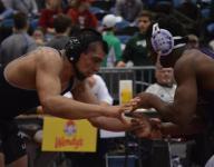 LHS wrestler Diaz achieves dream