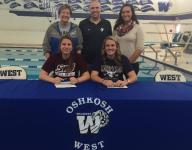 Parman sisters sign letters of intent
