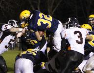 Grand Ledge battles back to blast Rockford, 36-16