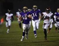 Omer's 3 TDs lead CPA past Stratford