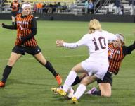 Loveland girls' soccer falls in state final