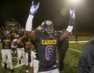 FOOTBALL: Camden runs away from Wilson