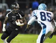 Tech's big half propels them by Cape, into playoffs