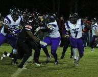 Trinity upsets Adamsville