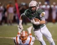 Edgewood 49, Clarke Prep 12: Tate breaks AISA receiving record