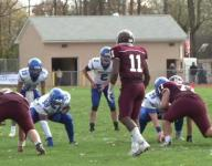 Middletown WR Mitchell scores on 18-yard TD pass