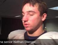 Nathan Stenger talks about playing for a sixth state title