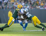 The streak is over! Lions stun Packers, 18-16