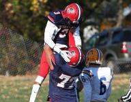 Stepinac stomps St. Peter's 49-7, headed to championship game