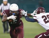 No luck needed: Aquinas crushes Orchard Park