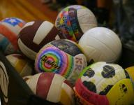 All-Seamount volleyball teams