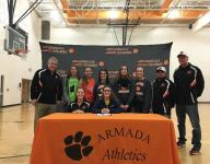 Andrews off to Lake Superior State softball