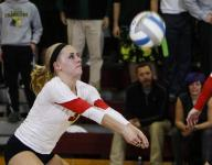 Defending champs end run for Laingsburg volleyball