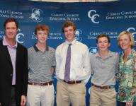 CCES golfer Stephen Reynolds signs with Furman