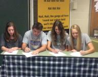 Four Howell athletes solidify their commitments