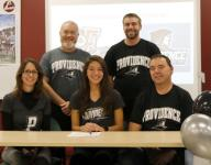Express' Wheeler signs to run at powerhouse Providence