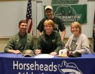Horseheads' Cook, Corning's Allen sign with colleges
