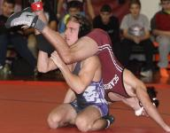 John Jay wrestling is focused on a first-place finish