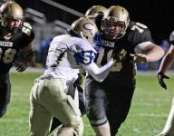 Gap bounces back for football playoff win