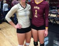 Former RMHS volleyball players earn RMAC honors
