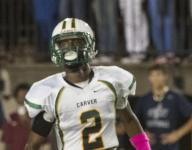 """Florida """"at the top"""" for Carver CB Antonio Nelson"""