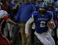 Amherst QB lives up to state honor