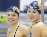 Notre Dame swimming duo set for state meet