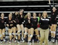 Lynx win, Knights fall in state volleyball semis