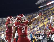 Razorbacks look for first win over MSU in four years