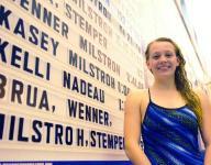 Milstroh has dream come true at state swimming