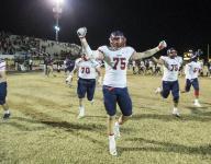 High school football rewind: Big school semifinals