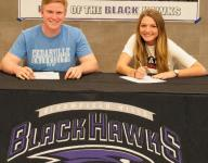 Athletes pen letters of intent at three area schools
